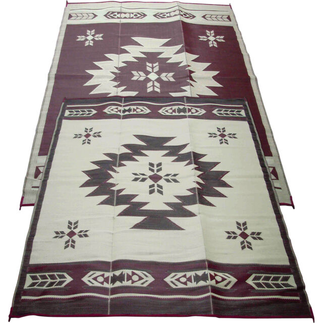 Fireside Patio Mats Navajo Breeze Mat 9