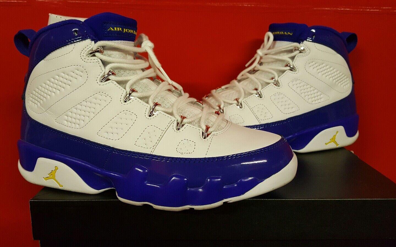 Air Jordan IX Precio retro Lakers Kobe edicion SZ Precio IX reducido * e85fb1