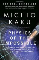Physics Of The Impossible: A Scientific Exploration Into The World Of Phasers, F on sale