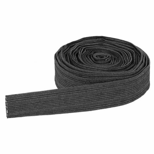 7.5M//25ft Nylon Protective Sleeve Cable Cover Welding Tig Torch Hydraulic Hose