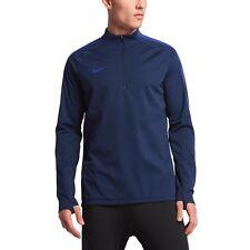 Men Nike Shield Strike Drill Soccer Top 807028 429 Binary Blue SIZE L