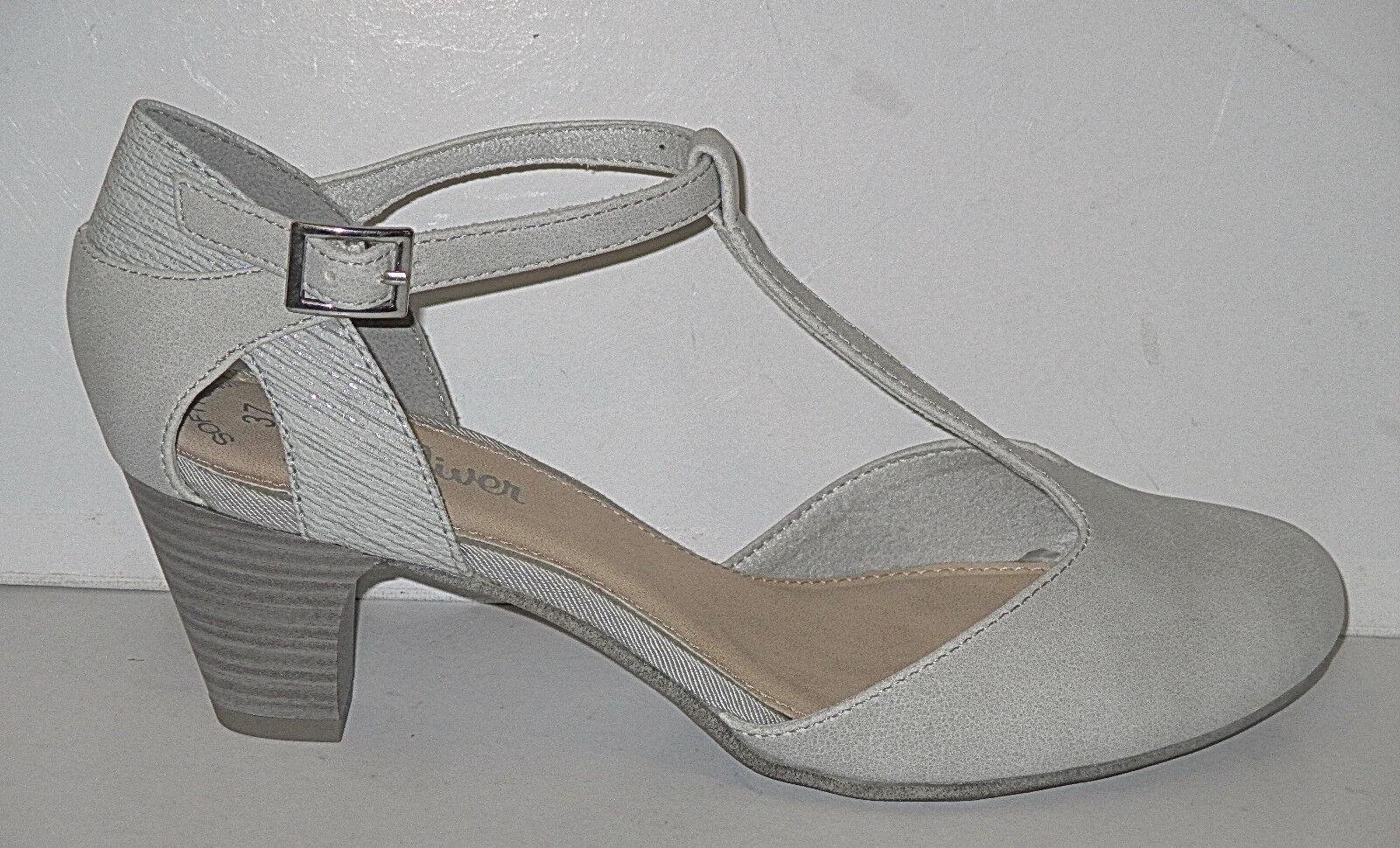 S.Oliver  24400-20 Schuhe Damen Schuhe Spangenpumps, Gr. 36-41, Art. 24400-20  +++NEU+++ b59eba