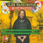 Most Wanted * by Glen Washington (Reggae) (CD, Sep-2011, VP Records)