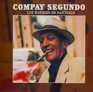 COMPAY-SEGUNDO-Los-Barrios-De-Santiago-Original-CD-2007-cuba-pop-music