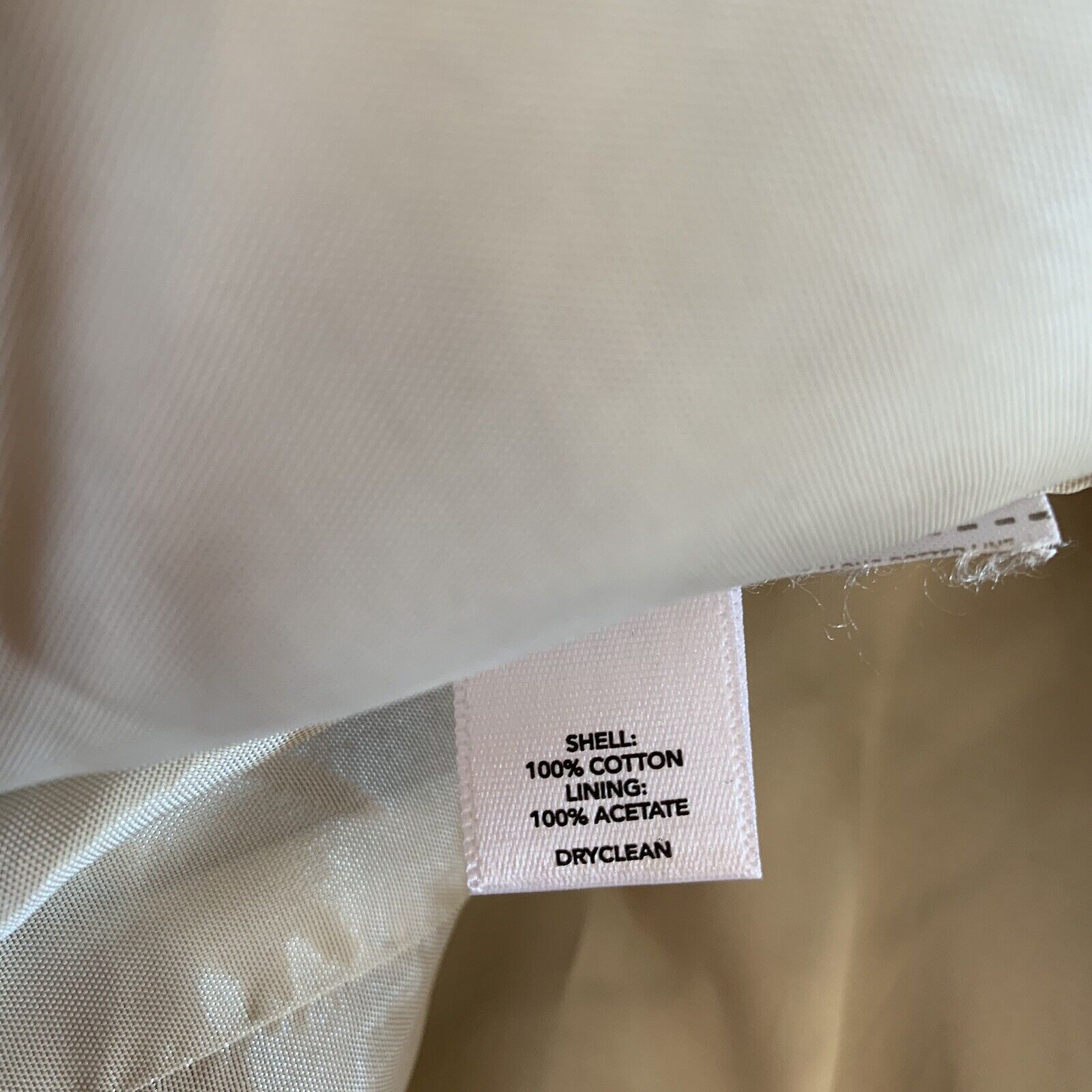 Loft Tan Double Breasted Lined Lined Lined Pea Coat  Size Small aabc9f