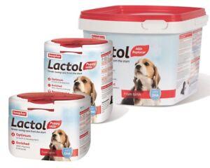 Beaphar-Lactol-Milk-Replacer-for-Puppies-NEW-Formula-Puppy-Milk