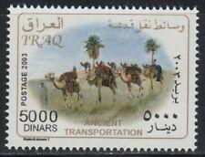 Irak Iraq 2004 ** Mi.1722 Freimarken Definitives Transportmittel Camel Caravan