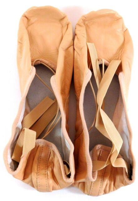 Bloch Women/'s S0208L Prolite II Leather Split Sole Ballet Slipper Pink NIB