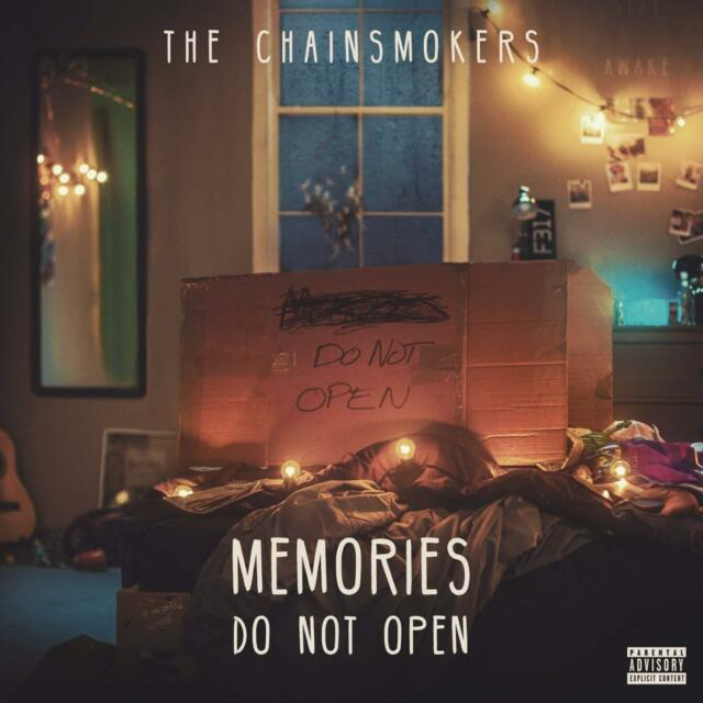 The Chainsmokers - Memories...Do Not Open CD #1965856