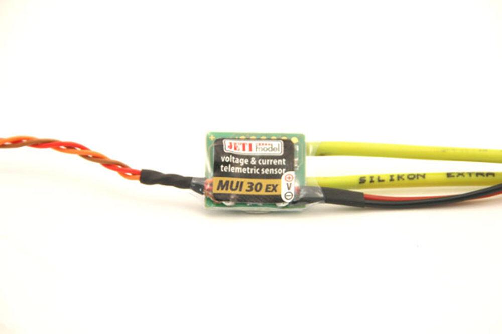 Jeti modellolo 2,4ghz Duplex Mui  30 Tensione Corrente Sensore  divertiti con uno sconto del 30-50%