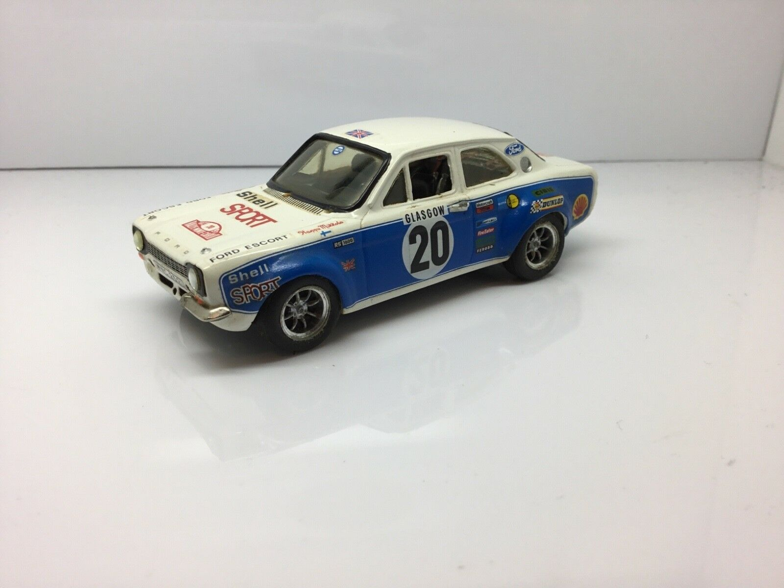 Code 3 1 43 Ford Escort  Mk1 RS1600 GP4 Rally Voiture H. MIKKOLA, par Provence Moulage  70% de réduction