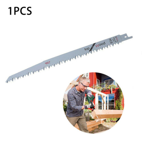 9.5 240mm 5 TPI Reciprocating Sabre Saw Blades For Bosch Tools Wood Cutting