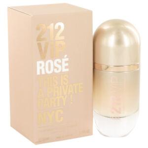 53204de7c3992 Carolina Herrera 212 VIP Rose Eau De Perfume Spray 50ml for sale ...