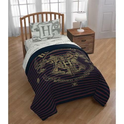 Harry Potter Spellbound Twin//Full Comforter  *New*