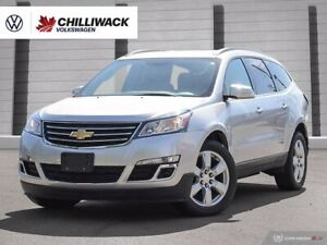 2017 Chevrolet Traverse LT   *NO ACCIDENTS, ONE OWNER, LOW KM'S!*