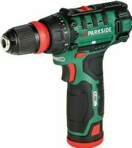 PARKSIDE-Akku-Bohrschrauber-PBSA-12-D3-Akkuschrauber-Bohrer-in-einem-Schrauber