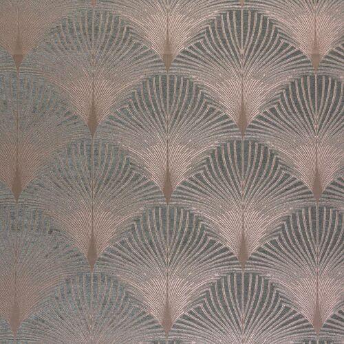 Fibre Naturelle New York Art Deco Chenille Curtain Upholstery FabricLiberty