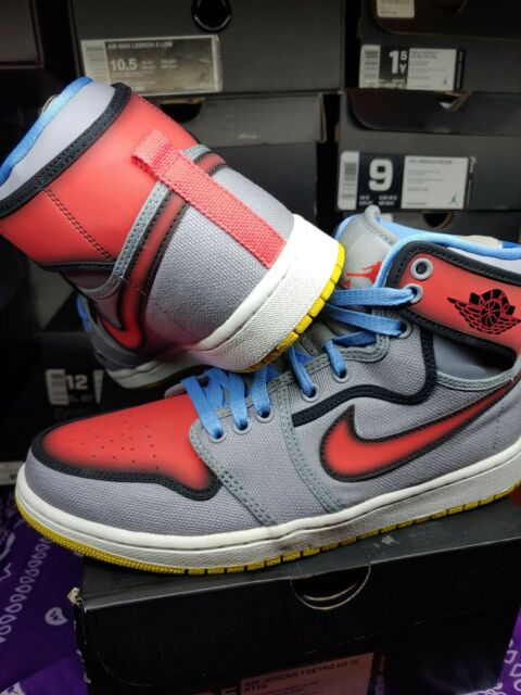 Size 10 5 Jordan Ajko Retro High Rttg Barcelona 2012 For Sale Online Ebay