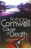 Cause of Death: Vintage Scarpetta, Patricia Cornwell, Very Good condition, Book