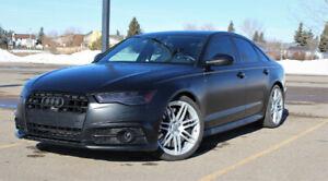 2016 Audi S6 XPEL Black Optics Low Mileage