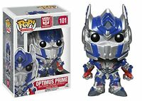 Funko Pop Movies: Transformers: Age Of Extinction-optimus Prime Action Figure , on sale
