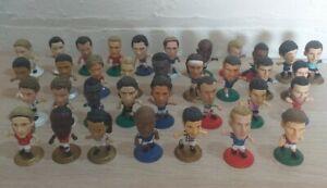 BUNDLE-JOB-LOT-X35-CORINTHIAN-FOOTBALL-FIGURES-2001-2006-MIXED