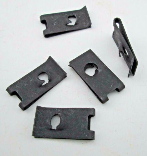 10-24 U-Type Speed U-Nuts .045-.062 Panel Range Metal Clips Fasteners