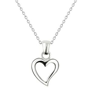 With Sterling Silver Chain Robin Dew 925 Sterling Silver Open Bird Pendant