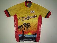New size 3XL / XXXL - CALIFORNIA Republic Golden State Road Bike Cycling Jersey