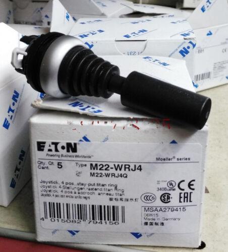 1pcs New EATON MOELLER M22-WRJ4