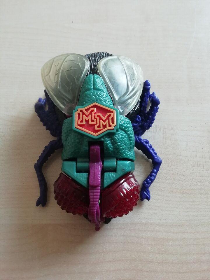 The Fly, Mighty Max, Bluebird