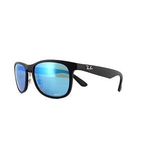 5e8ef1cd8e8 Ray-Ban Sunglasses RB4263 601SA1 Matte Black Blue Mirror Polarized ...