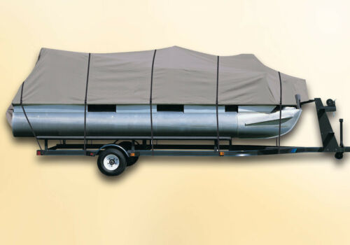 DELUXE PONTOON BOAT COVER Odyssey 220F C