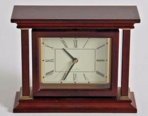 Vintage-Bombay-Company-Rotating-Mantel-Clock-with-Picture-Frame