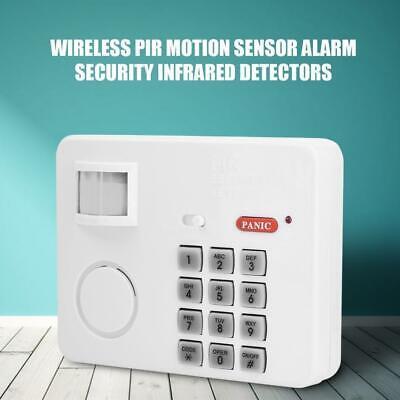 Swell Wireless Home House Alarm System Security Burglar Pir Motion Sensors Ebay Home Interior And Landscaping Synyenasavecom
