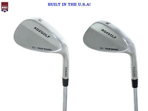 NEW-AGXGOLF-MENS-RIGHT-HAND-TCI-SOFT-FACE-SAND-WEDGE-LOB-WEDGE-GAP-WEDGE