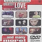 Various-Artists-Greatest-Love-Disky-DVD-2002-NEW-amp-SEALED-RARE