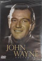 John Wayne: Volume Two (dvd, 2011) Free Shipping