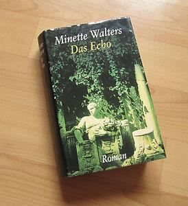 Das-Echo-Krimi-Roman-Minette-Walters-Hardcover-TOLL