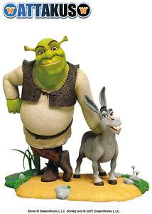 image is loading attakus shrek and ane n 118 888 - Shrek Ane