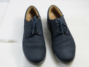 5b647891cfe Image is loading Ex-cond-Women-CLARKS-Unstructured-Un-Hinton-flat-