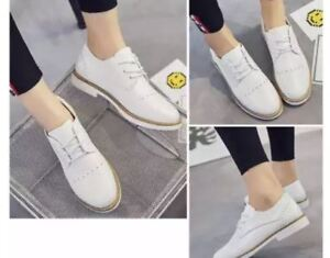 Tanggo Women's Spring Casual Shoes (white)  SIZE 38 #crzysre