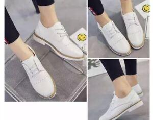 Tanggo Women's Spring Casual Shoes (white) SIZE 37 #crzysre
