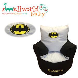 Personalised-Boys-Batman-Toddler-Bean-Bag-Chair-NEXT-DAY-DISPATCH