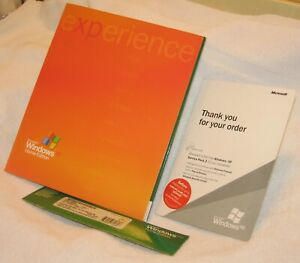 Genuine Microsoft Windows XP Home 2002 with Product Key ...
