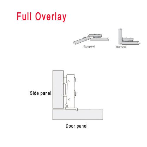Hydraulisches Scharnier Türbänder Schließautomatik Möbelscharnier 304 Edelstahl