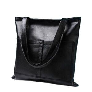 Women-039-s-Shoulder-Handbag-European-And-American-Retro-Big-Shopping-Leather-Bags