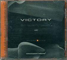 Victory Club House Compilation - Bob Sinclar/Rockets/Gianni Coletti Cd Vg