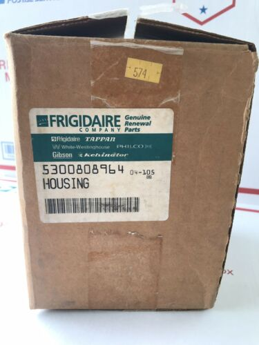 Frigidaire 5300808964 Housing Dishwasher pump Housing New old Stock