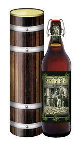 Maurer bei der arbeit bier  Bauarbeiter Bier. Glückwunsch Humor Bier Geschenk 1 Liter Pils Maurer